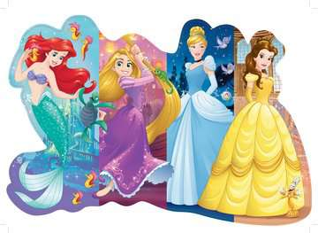 Pretty Princesses Jigsaw Puzzles;Children s Puzzles - image 2 - Ravensburger