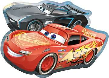 Cars 3: Dueling Cars Jigsaw Puzzles;Children s Puzzles - image 2 - Ravensburger