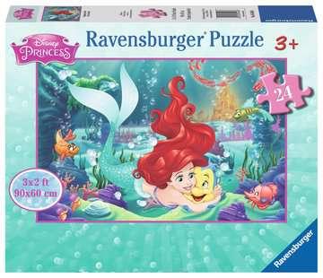Hugging Arielle Jigsaw Puzzles;Children s Puzzles - image 1 - Ravensburger