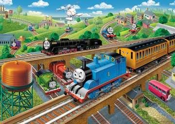Thomas Giant Floor Puzzle, 24pc Puzzles;Children s Puzzles - image 2 - Ravensburger