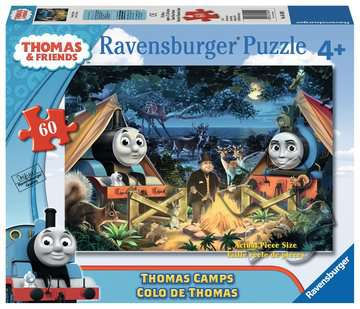 Thomas Camps Jigsaw Puzzles;Children s Puzzles - image 1 - Ravensburger