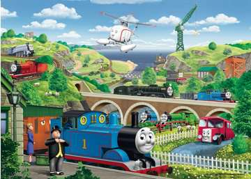Thomas and Friends Jigsaw Puzzles;Children s Puzzles - image 2 - Ravensburger