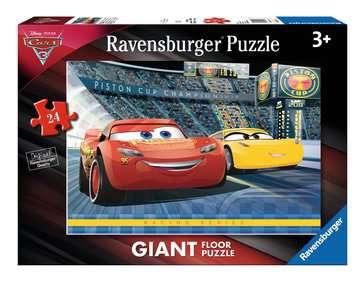 Saetta McQueen e Cruz Ramirez Puzzle;Puzzle per Bambini - immagine 1 - Ravensburger