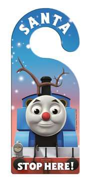 Thomas & Friends Shaped Chistmas Puzzle, 32pc with Door Hanger Puzzles;Children s Puzzles - image 3 - Ravensburger