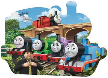Thomas s World Jigsaw Puzzles;Children s Puzzles - image 2 - Ravensburger