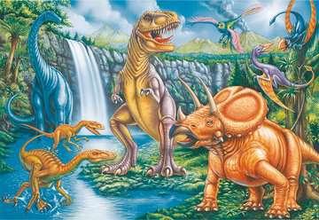Dino Falls Jigsaw Puzzles;Children s Puzzles - image 2 - Ravensburger