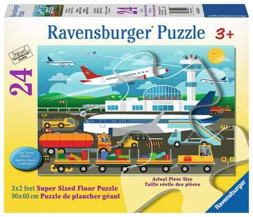 Preparing to Fly Jigsaw Puzzles;Children s Puzzles - image 1 - Ravensburger