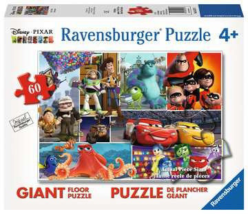 Pixar Friends Jigsaw Puzzles;Children s Puzzles - image 1 - Ravensburger