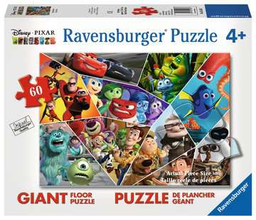 Ultimate Pixar Jigsaw Puzzles;Children s Puzzles - image 1 - Ravensburger