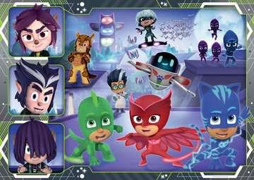 PJ Masks Giant Floor Puzzle Puzzles;Children s Puzzles - image 2 - Ravensburger