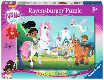 Nella la principessa coraggiosa Puzzle;Puzzle per Bambini - immagine 1 - Ravensburger