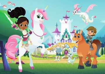 Nella la principessa coraggiosa Puzzle;Puzzle per Bambini - immagine 2 - Ravensburger