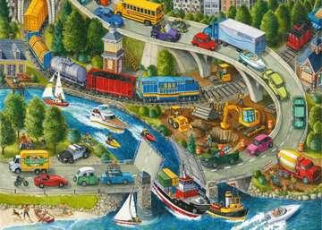 L effervescence des vacances Puzzles;Puzzles pour enfants - Image 2 - Ravensburger