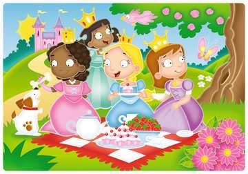 05612 Kinderpuzzle Süße Prinzessinnen von Ravensburger 2