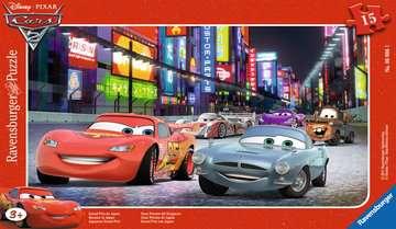Cars 2 Puzzle;Puzzle per Bambini - immagine 1 - Ravensburger