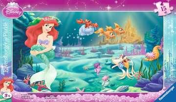 La Sirenetta Puzzle;Puzzle per Bambini - immagine 1 - Ravensburger
