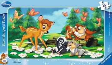 Bambi Puzzle;Puzzle per Bambini - immagine 1 - Ravensburger