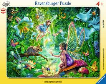 Fairy Magic Jigsaw Puzzles;Children s Puzzles - image 1 - Ravensburger