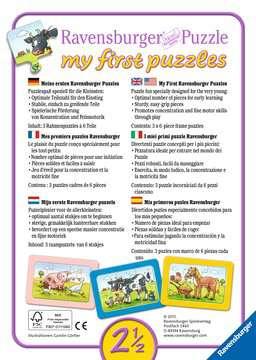 Feuerwehr, Polizei, Rettungshubschrauber Baby und Kleinkind;Puzzles - Bild 2 - Ravensburger