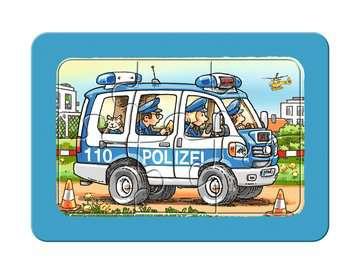 Feuerwehr, Polizei, Rettungshubschrauber Baby und Kleinkind;Puzzles - Bild 5 - Ravensburger