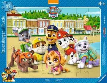 Puzzle cadre 30-48 p - Photo de famille / Pat Patrouille Puzzle;Puzzle enfant - Image 1 - Ravensburger
