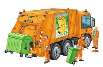 Waste Collection Jigsaw Puzzles;Children s Puzzles - image 2 - Ravensburger