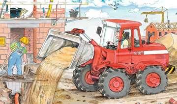 06359 Kinderpuzzle Mein Bagger von Ravensburger 3