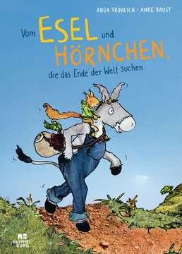 06400000 Bilderbücher und Vorlesebücher Vom Esel und Hörnchen, die das Ende der Welt suchen von Ravensburger 1