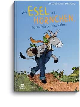 06400000 Bilderbücher und Vorlesebücher Vom Esel und Hörnchen, die das Ende der Welt suchen von Ravensburger 2