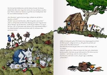 06400000 Bilderbücher und Vorlesebücher Vom Esel und Hörnchen, die das Ende der Welt suchen von Ravensburger 3