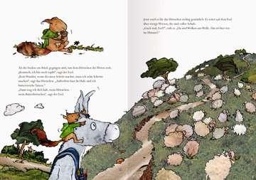 06400000 Bilderbücher und Vorlesebücher Vom Esel und Hörnchen, die das Ende der Welt suchen von Ravensburger 4
