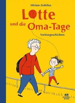 06400001 Bilderbücher und Vorlesebücher Lotte und die Oma-Tage von Ravensburger 1