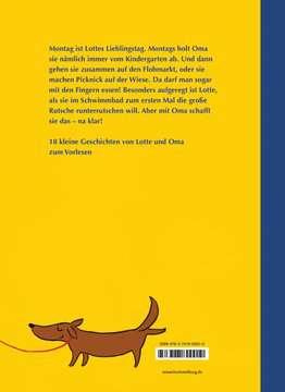 06400001 Bilderbücher und Vorlesebücher Lotte und die Oma-Tage von Ravensburger 2