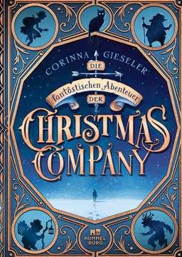 06400003 Kinderliteratur Die fantastischen Abenteuer der Christmas Company von Ravensburger 1