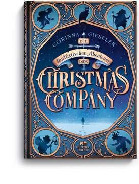 06400003 Kinderliteratur Die fantastischen Abenteuer der Christmas Company von Ravensburger 3