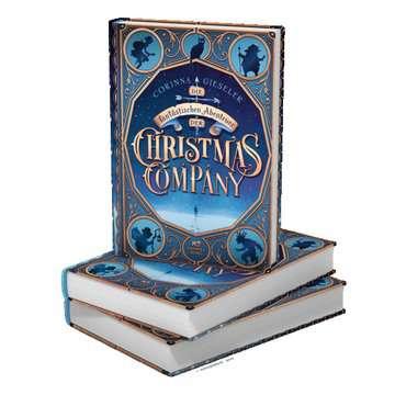 06400003 Kinderliteratur Die fantastischen Abenteuer der Christmas Company von Ravensburger 7