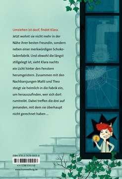 06400005 Kinderliteratur Spukalarm in der Schokofabrik von Ravensburger 2