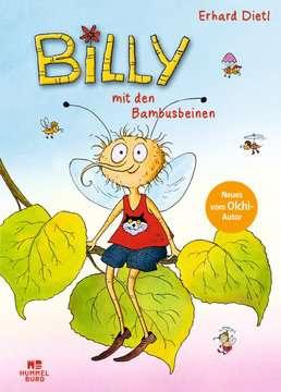 06400009 Bilderbücher und Vorlesebücher Billy mit den Bambusbeinen von Ravensburger 1