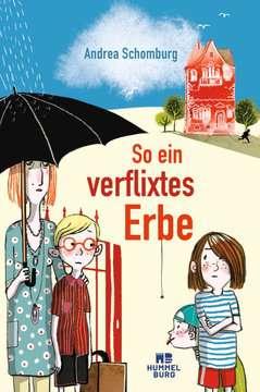 06400013 Kinderliteratur So ein verflixtes Erbe von Ravensburger 1