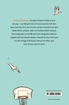 06400014 Kinderliteratur Land unter bei Samuel von Ravensburger 2