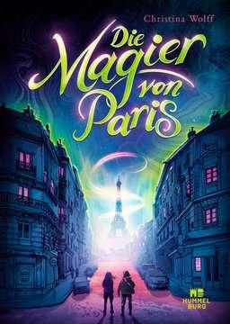 06400015 Kinderliteratur Die Magier von Paris von Ravensburger 1