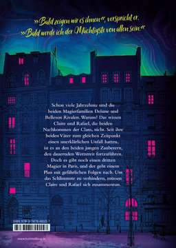 06400015 Kinderliteratur Die Magier von Paris von Ravensburger 2