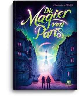 06400015 Kinderliteratur Die Magier von Paris von Ravensburger 3
