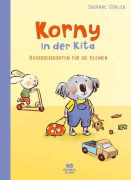 06400016 Bilderbücher und Vorlesebücher Korny in der Kita von Ravensburger 1