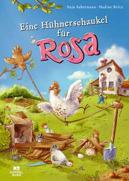 06400017 Bilderbücher und Vorlesebücher Eine Hühnerschaukel für Rosa von Ravensburger 1