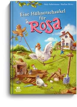 06400017 Bilderbücher und Vorlesebücher Eine Hühnerschaukel für Rosa von Ravensburger 3