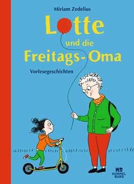 06400018 Bilderbücher und Vorlesebücher Lotte und die Freitags-Oma von Ravensburger 1