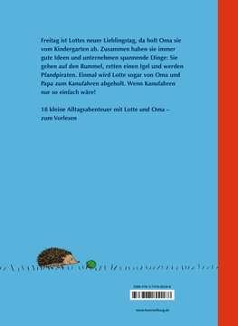 06400018 Bilderbücher und Vorlesebücher Lotte und die Freitags-Oma von Ravensburger 2