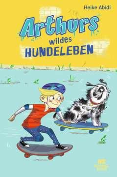 06400020 Kinderliteratur Arthurs wildes Hundeleben von Ravensburger 1