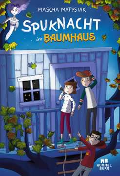 06400021 Kinderliteratur Spuknacht im Baumhaus von Ravensburger 1